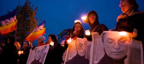 Tšetšenia viisi vuotta Politkovskajan jälkeen