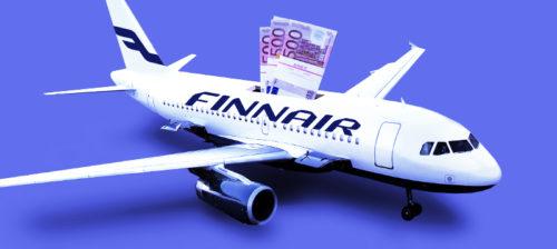 Uusi bonusmies Finnairin johtoon