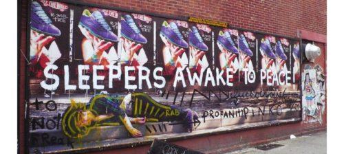 Newyorkilaiset julistivat sodan laittomille mainoksille