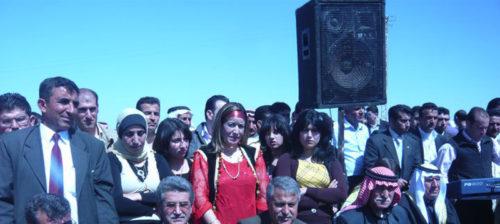 Vapauden tuuli lähestyy Syyrian kurdeja?