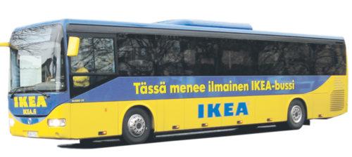 Ikean uudet juonet