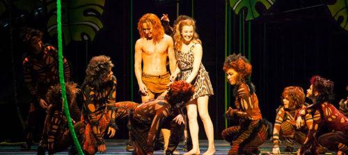 Tarzan, eläinten yksinäinen kuningas