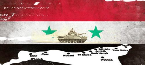 Syyriaan syntymässä autonominen kurdialue