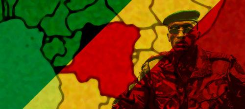 Uusi sota kytee Kongossa