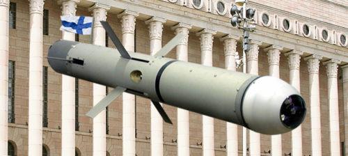 Suomi vie ohjusteknologiaa Israeliin