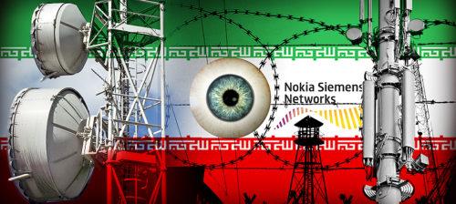Mitä Nokia Siemens myi Iraniin?