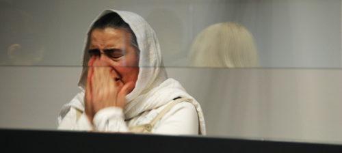 Groznyin enkeli hakee turvapaikkaa Suomesta