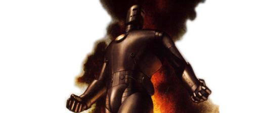 Iron Man 2 & rautainen nyrkki