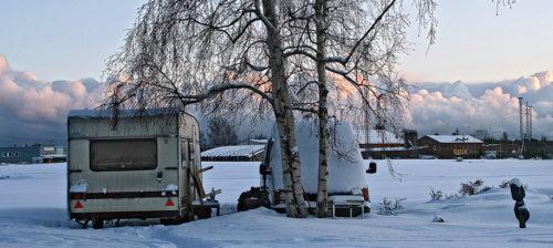 Häätö uhkaa taas Helsingin romaneja
