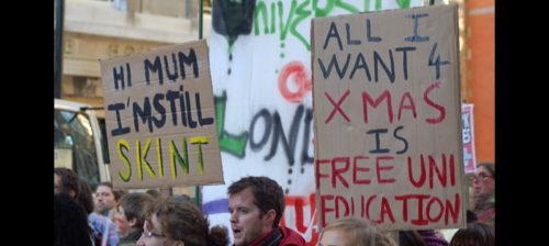 Britanniassa taistellaan säästöistä ja ideologioista