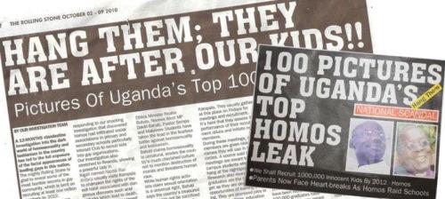 Homoaktivisti David Kato murhattiin Ugandassa