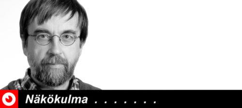 Näkökulma: Silmät kiinni ydin-Suomeen