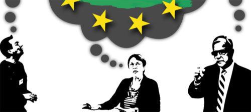 EU, päästövähennykset eivät riitä!