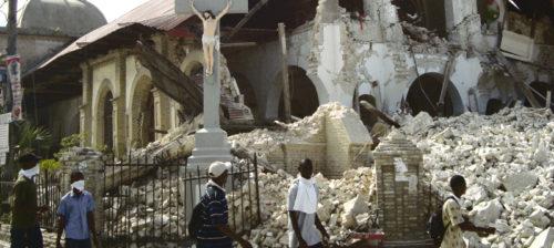 Haitin katastrofi 20 minuutissa
