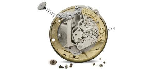 Valuvikojen & väärennösten euro
