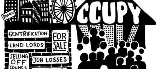 Talonvaltaajista tuli rikollisia