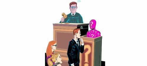 Salaiset todistajat murtavat oikeusturvan