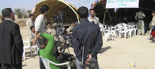Sunniterroristit valtaavat tilaa Irakissa