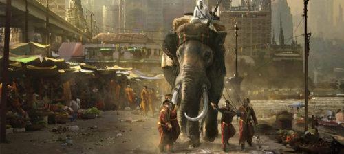 Tekeletyttö & energiaelefantit
