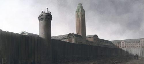 Miehitetty Helsinki