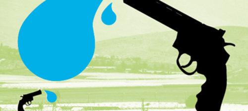 Vesi aseena Länsirannalla