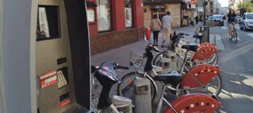 Mainospyörät rullaavat Helsinkiin?