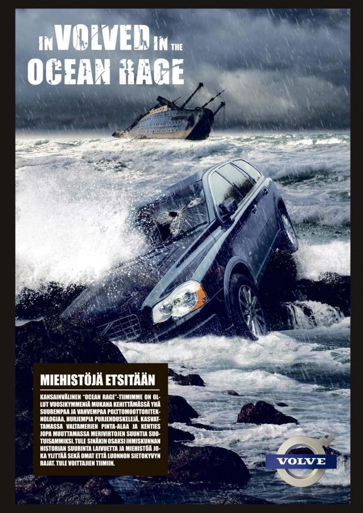 Volve - Ocean Rage. Vastamainos 8/2008