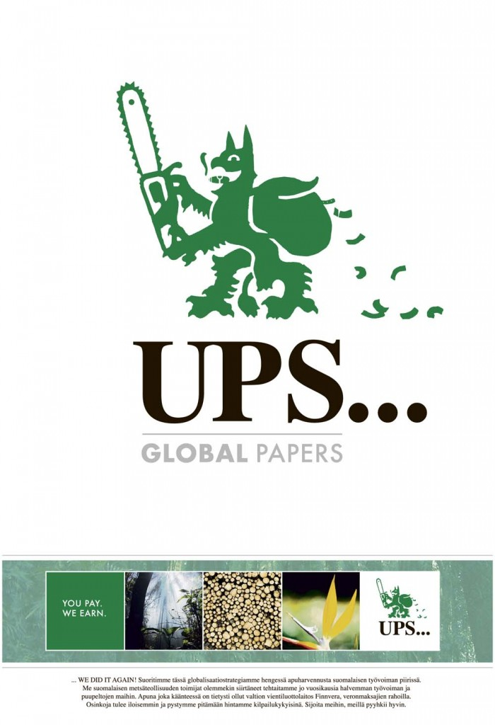 UPS... Global Papers. 3/2006