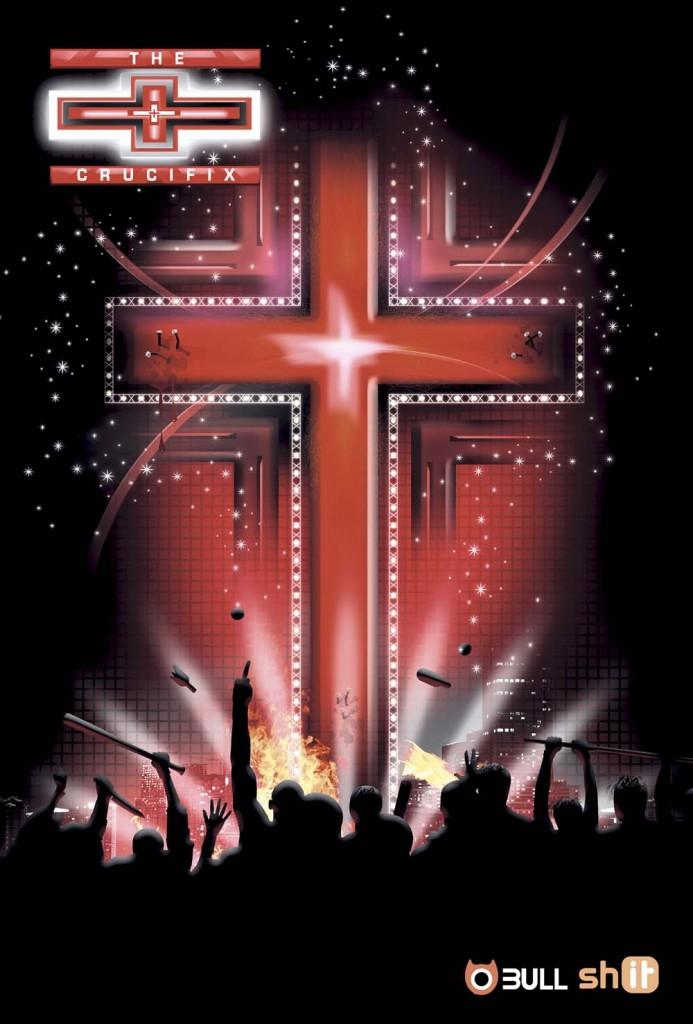 The Crucifix. 1/2010