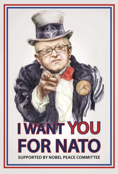 I Want You For Nato. 9/2008