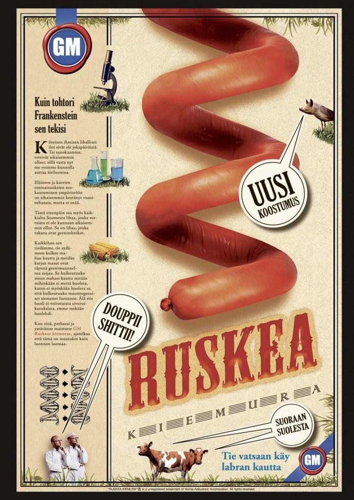 GM Ruskea.  8/2007