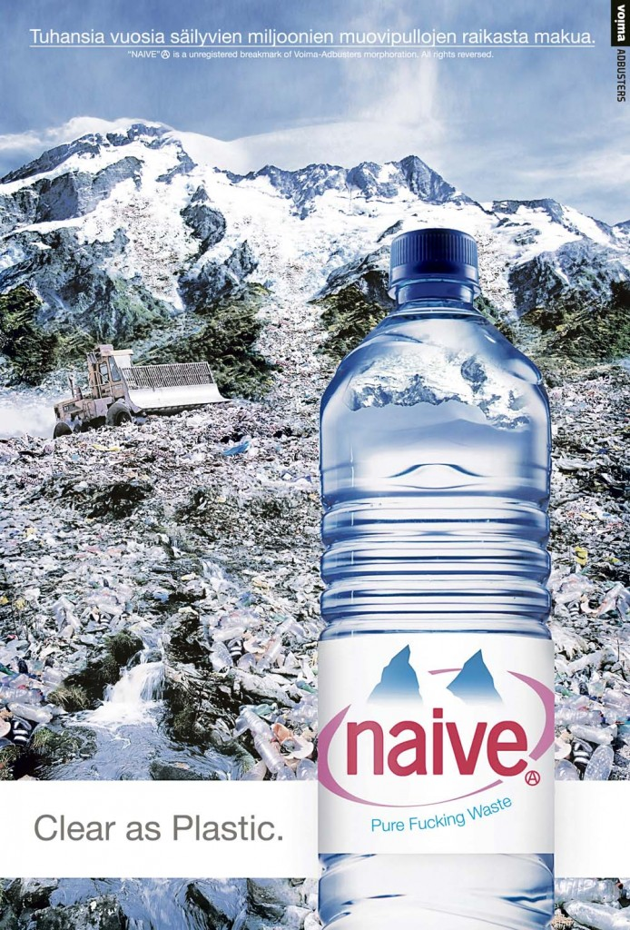 Naive - Clear As Plastic. 5/2007