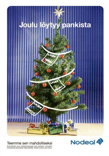 Nodeal - Joulu löytyy pankista. 10/2004