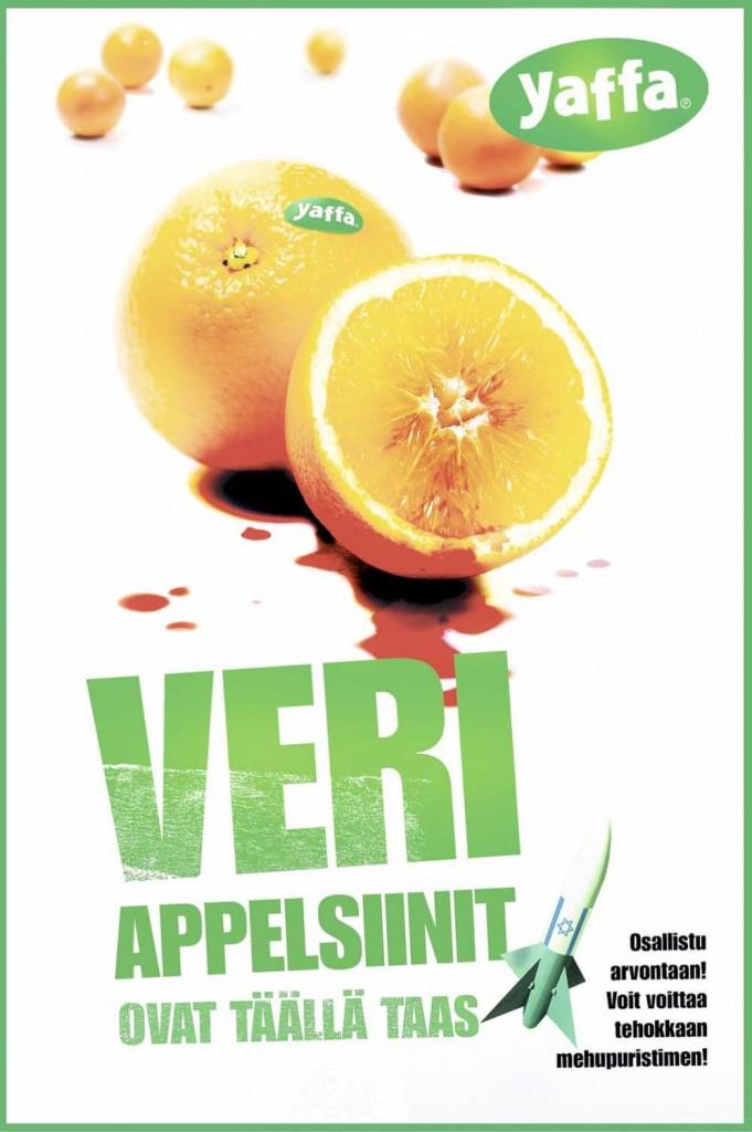 Yaffa - Veriappelsiinit. 7/2006