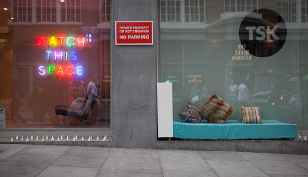 Anti Anti-Homeless Spikes: Space, Not Spikes.