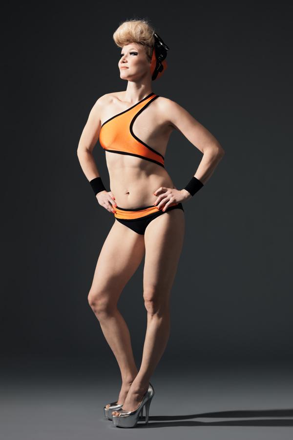 Elina Halttunen sai haluamansa uima-asun. Ja käynnisti uskomattoman hienon projektin siinä samalla.