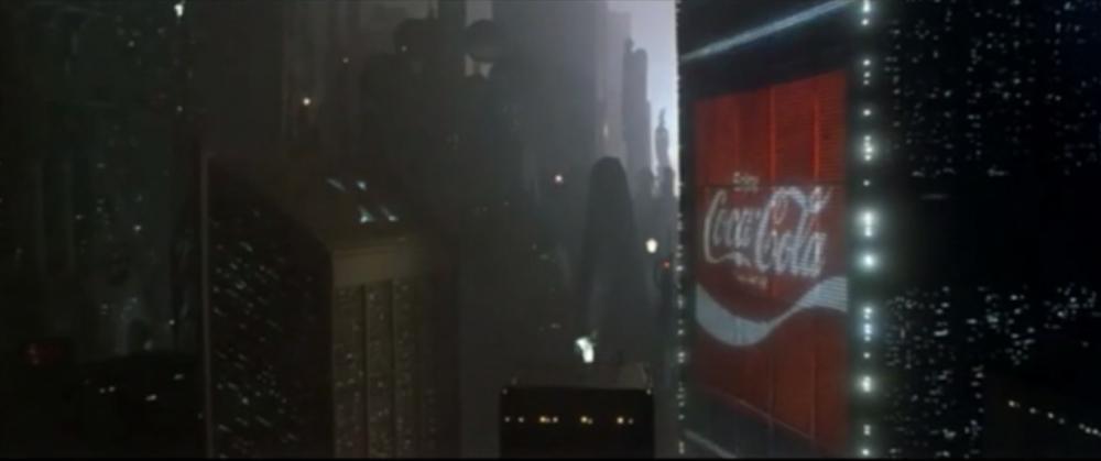 Kuvakaappaus elokuvasta Blade Runner