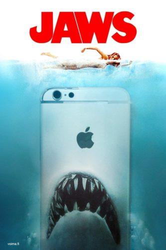 Kännykkä on murhaa – ja itsemurhaa