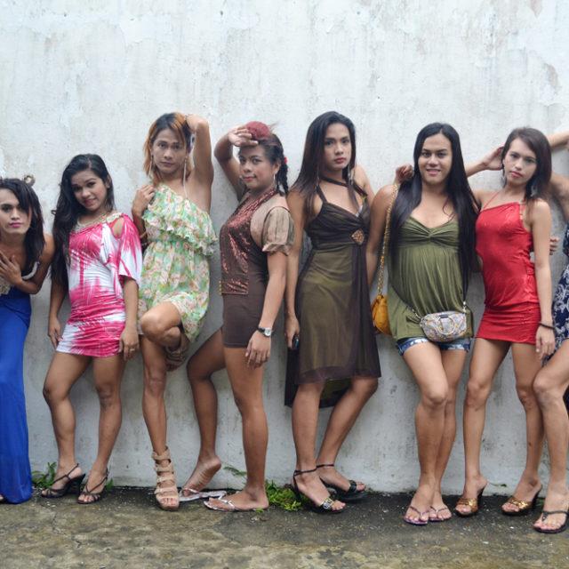 Transrakkautta Filippiineillä