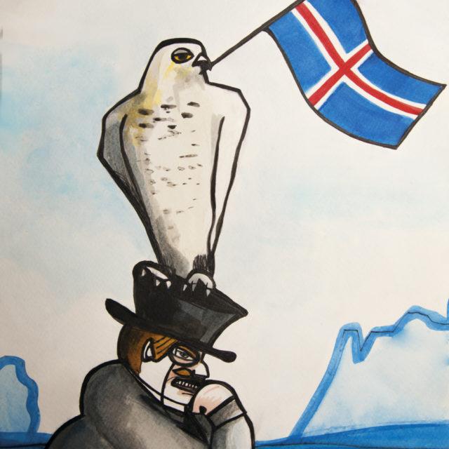 Rahanluonti siirtymässä Islannissa pankeilta valtiolle