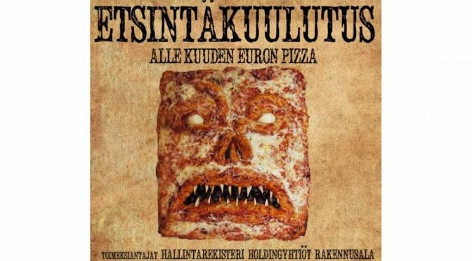 Vero-optimoitu Kotipizza
