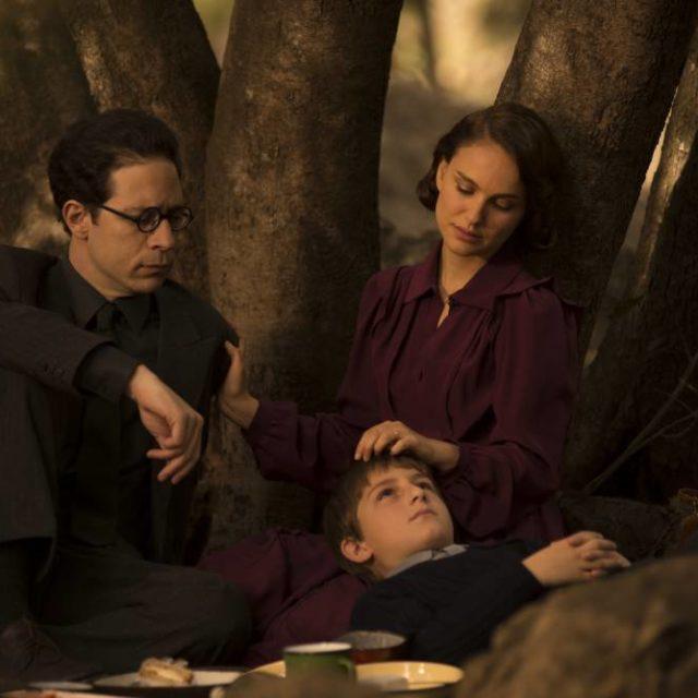 Tarina rakkaudesta ja pimeydestä, ja miljoona lähikuvaa Natalie Portmanista
