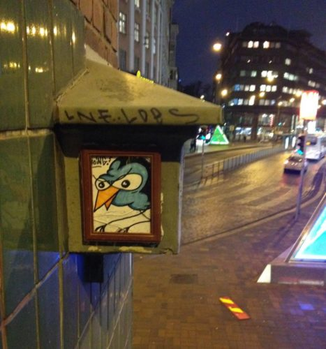 Graffitimuseo Suomeen