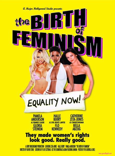Guerrilla Girls: The Birth of Feminism