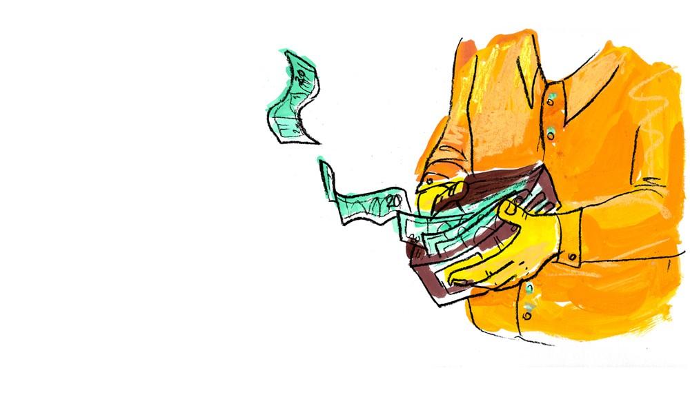 Rahaa käteen