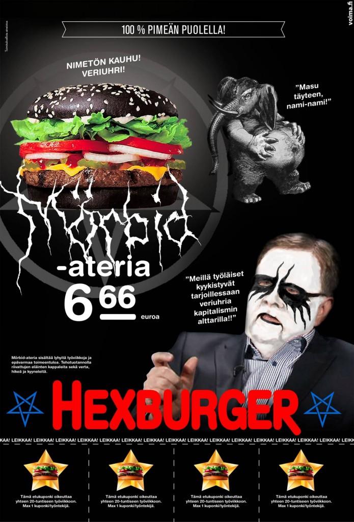 HEXBURGER