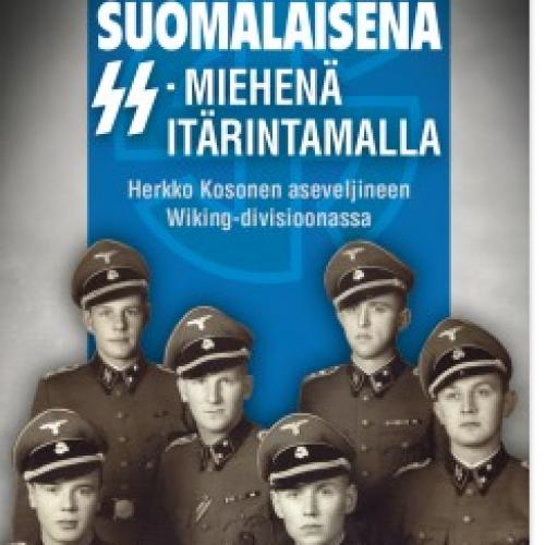 Suomalaiset Natsi-Saksan Ukrainan rintamalla