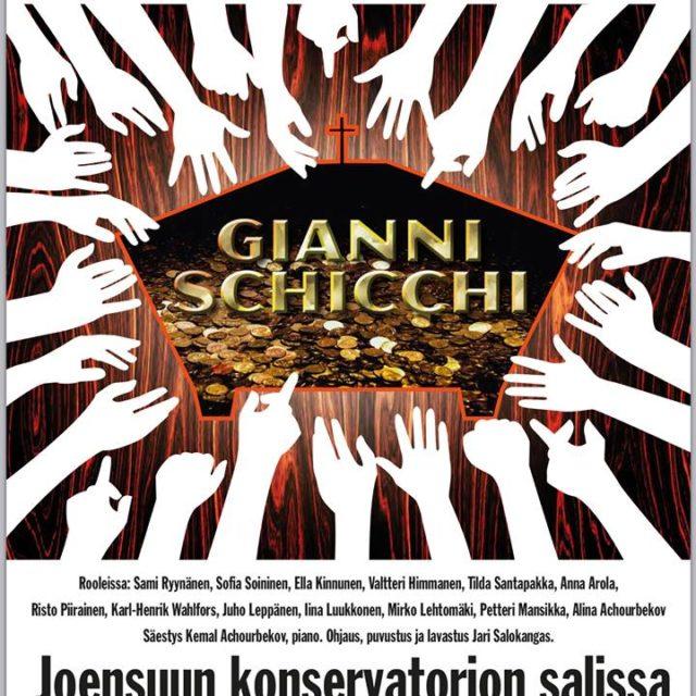 Giacomo Puccinin Gianni Schicchi