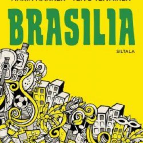 Kuhinaa Brasilian kulisseissa