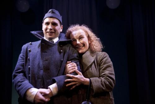 Antti Lang ja Ursula Salo